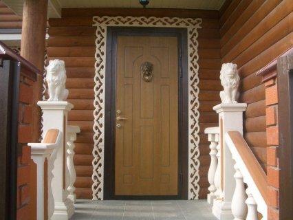 Как поменять входную дверь в