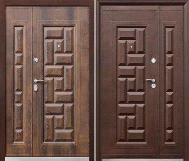 Лучшие входные двери в